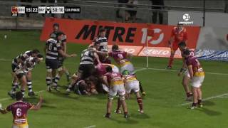 ROUND 5 HIGHLIGHTS: Southland v Hawke's Bay