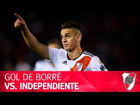 Gol de Rafael Borré vs. Independiente