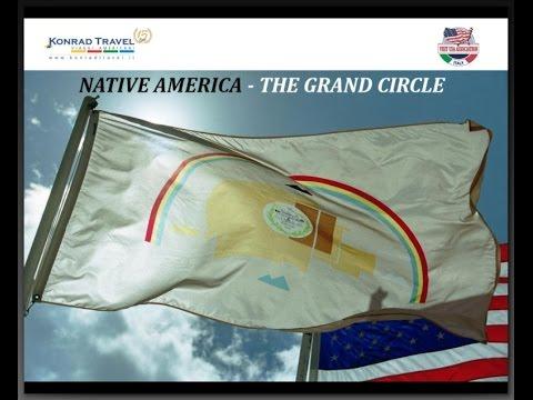 Video  NATIVI D'AMERICA: miti e leggende del Grand Circle - 1° Parte