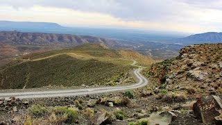 Sutherland South Africa  city pictures gallery : Ouberg Pass, Sutherland (Part 1) - Mountain Passes of South Africa
