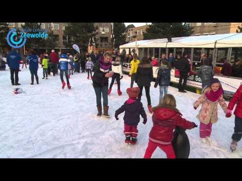 Schaatsbaan Zeewolde Winterworld 2014-2015