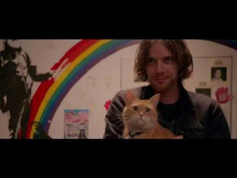 A Street Cat Named Bob - Official Trailer - Starring Luke Treadaway & Bob - At Cinemas November 4