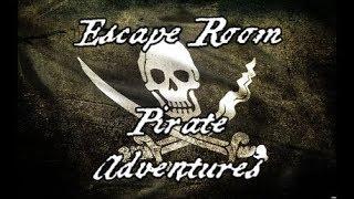 Phoenix Escape Rooms - 3 Pirate Adventures ~ Phoenix, AZ