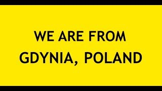 Gdynia Poland  city photo : Pharrell Williams - Happy ( We are from Gdynia, Poland )
