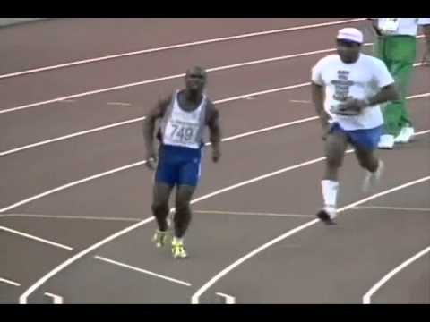 DEREK REDMOND - You Raise Me Up