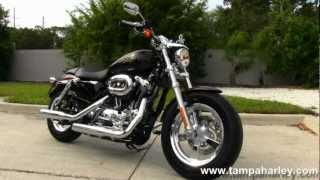 4. New 2013 Harley-Davidson Sportster 1200 Custom XL1200C 110th Anniversary