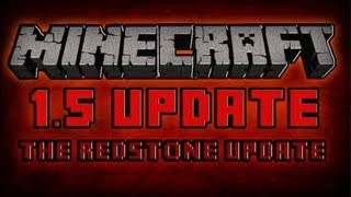 Minecraft 1.5 Trailer [Redstone Update] [2013] [1080p]