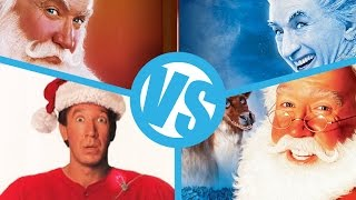 The Santa Clause Trilogy Christmas Battle : Movie Feuds ep178