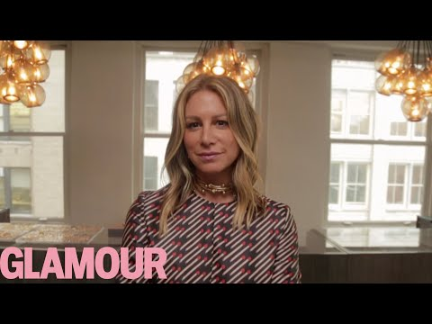 Jewelry Designer Jennifer Fisher-The Making of Me - Glamour