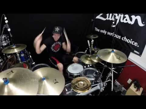 30STM - Kings And Queens - Drum Cover - 30 Seconds To Mars
