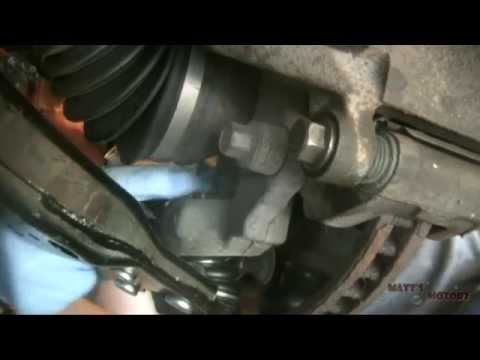 Control Arm and Ball Joint Replacement [1999 Pontiac Grand Prix]
