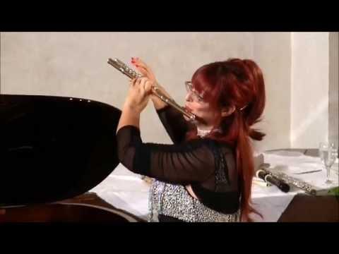 Debussy - En Bateau-Heftsiba The Flutediva &Dan Deutsch