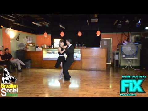 FIX Tango Show with Pedro Coimbra & Jo