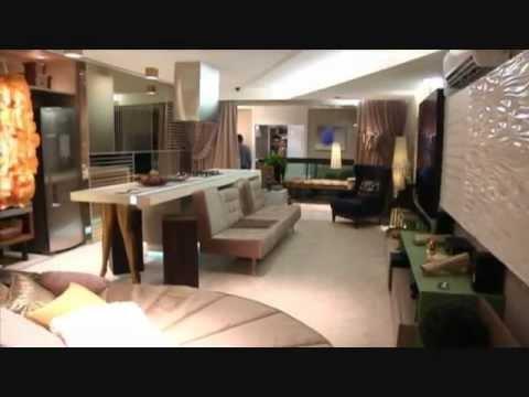 Mostra Casa Nova 2012- Living por Cristiane Passing