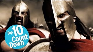 Video Top 10 Historically Inaccurate Movies MP3, 3GP, MP4, WEBM, AVI, FLV Mei 2017