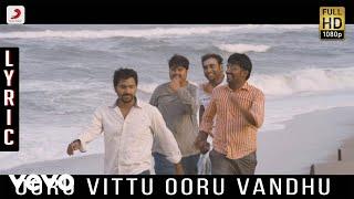 Kappal - Ooru Vittu Ooru Vandhu Remix Lyric | Vaibhav, Sonam Bajwa