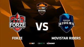 forZe vs Movistar Riders, inferno, GG.BET Sydney Invitational