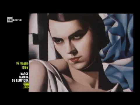 §.2/- (anniversari nascita 1898 ) ** 16 maggio ** Varsavia: Tamara de Lempicka,  pittrice polacca