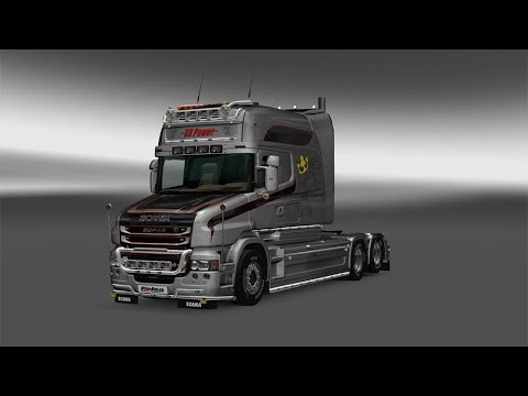 RJL's Scania T accessories by v2