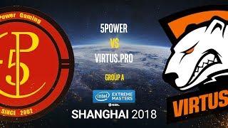 5POWER vs Virtus.pro - IEM Shanghai 2018 - map1 - de_inferno [SSW, Anishared]