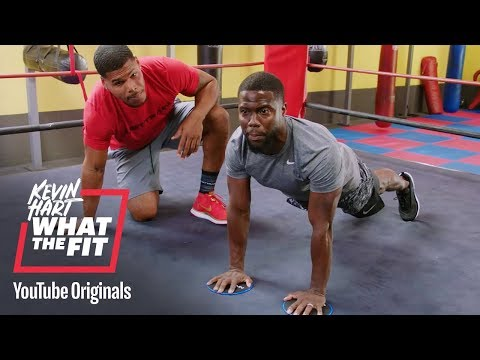 Against The Ropes | Kevin Hart: What The Fit | Laugh Out Loud Network - Thời lượng: 4:58.