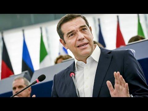 Αλ. Τσίπρας: «Να μην αφήσουμε την Ευρώπη να γυρίσει πίσω»…