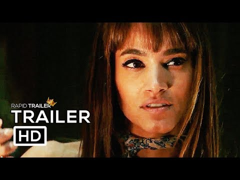 HOTEL ARTEMIS Official Trailer (2018) Sofia Boutella, Dave Bautista Movie HD