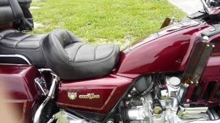 7. Back to the 80's! 84 gl1200 goldwing walkaround.