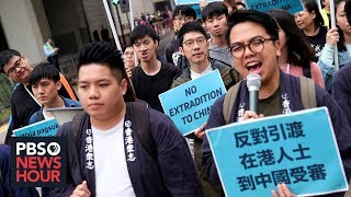 Video If bill allowing extradition to China passes, 'nobody is safe' in Hong Kong, says critic MP3, 3GP, MP4, WEBM, AVI, FLV Juni 2019