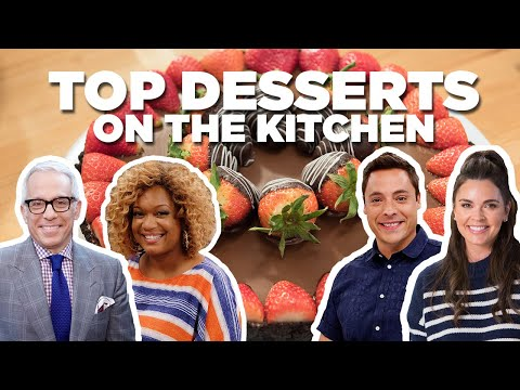 Top 5 Dessert Recipes from The Kitchen | Food Network
