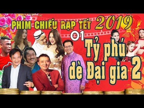 Hài Tết 2019 | Tỷ Phú Đè Đại Gia 2 - Tập 1 | Phim Hài Tết Mới Nhất 2019 - Chiến Thắng, Quang Tèo - Thời lượng: 45 phút.
