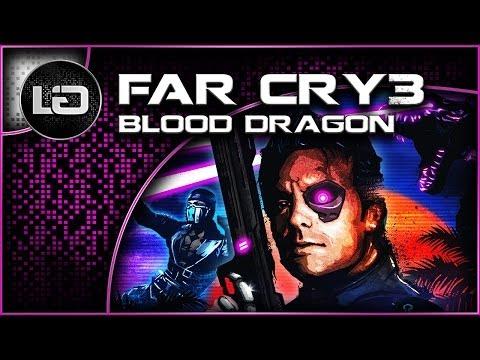 Anni 80 FOREVER: FARCRY3 BLOOD DRAGON - Giochi Epici -  [VIDEO RECENSIONE ITA By LiG]