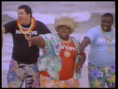 Fat Boys & The Beach Boys - Wipeout (HQ)