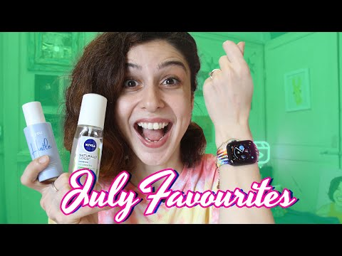 July Favourites 🎂🎥🎶
