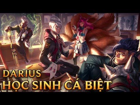 Darius Học Sinh Cá Biệt