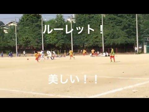 2015.5.6 太秦小学校にて (FC Salva de Souza/サルヴァ ジ ソウザ)
