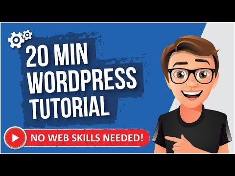 WordPress Tutorial For Beginners [NO CODING]