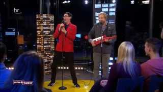 "The Fuck Hornisschen Orchestra: ""Hope"" - eine Hommage an DJ BoBo - Comedy Tower"