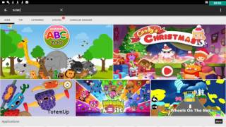 How to download apps to your ActivPanel using App Stores