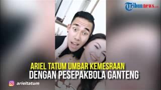 Video Ariel Tatum Umbar Kemesraan Cium Pesepak Bola Ganteng, Para Pria Pasti Iri! MP3, 3GP, MP4, WEBM, AVI, FLV Februari 2018