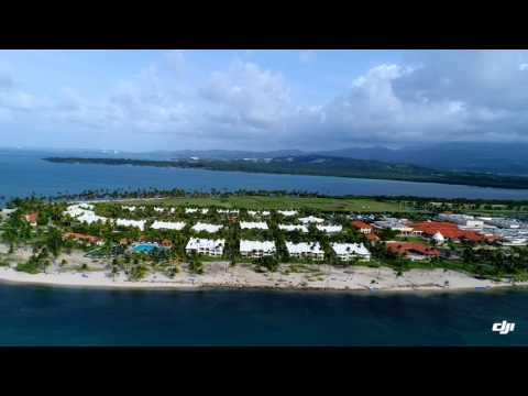 Puerto Rico - Meliá Coco Beach - Phantom 4 Pro