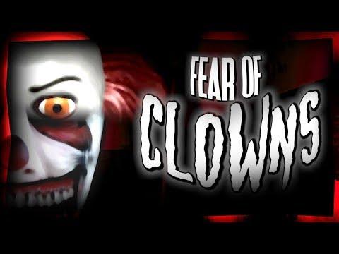 Боишься ли ты клоунов? Играем в Инди-хоррор Fear of Clowns
