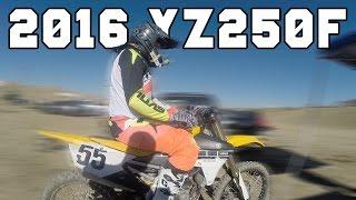 10. Bone Stock 2016 Yamaha YZ250F | Berthoud Moto Park