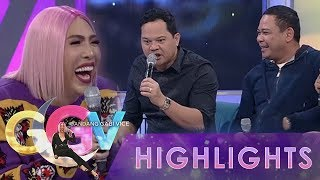 Video GGV: Bayani's joke makes Vice Ganda laugh so hard MP3, 3GP, MP4, WEBM, AVI, FLV Agustus 2018