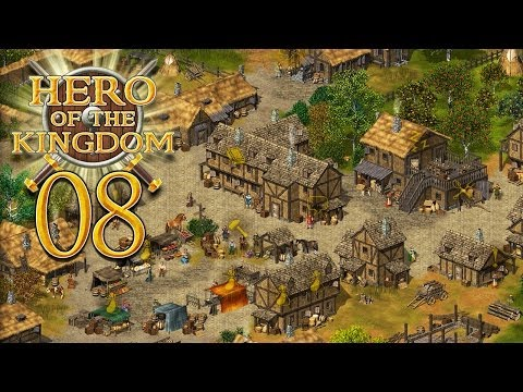 kingdom - HERO KINGDOM #008 • PLAYLIST: http://bit.ly/playHero ▻ BANDITEN erobern bald http://gronkh.de?p=24504 ▻ ECHTE HELDEN: http://bit.ly/JoinGroArmy ···········...