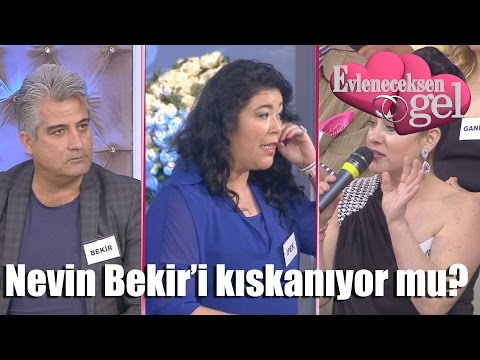 Video Evleneceksen Gel - Nevin Bekir'i Kıskanıyor mu? download in MP3, 3GP, MP4, WEBM, AVI, FLV January 2017