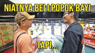 Download Video NIATNYA BELI POPOK BAYI, TAPI INI YANG TERJADI.. 😢 MP3 3GP MP4