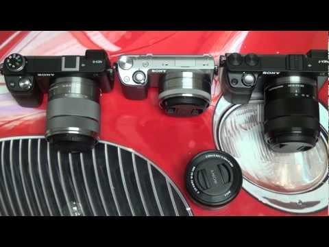 Sony NEX 16-50mm E-mount Pancake Zoom (SELP1650) Update
