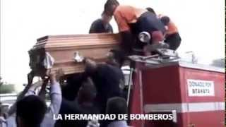 Monclova Mexico  city photos : FUNERAL DE BOMBERO DE MONCLOVA - MÉXICO
