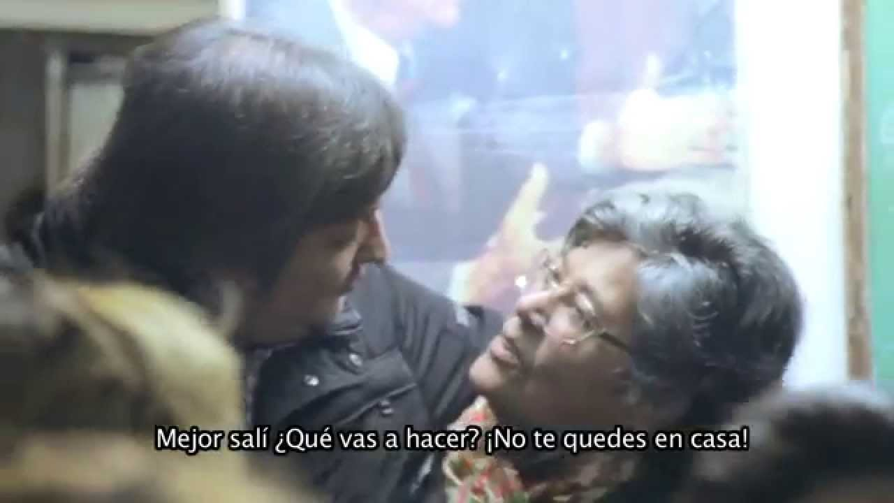 Siempre Santa Cruz. Máximo Kirchner 2015